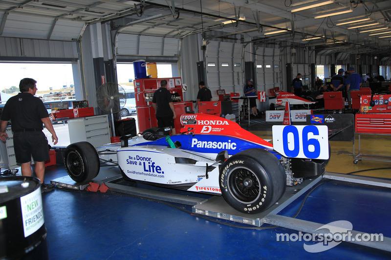 Auto van Hideki Mutoh, Newman/Haas/Lanigan Racing