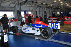 Car of Hideki Mutoh, Newman/Haas/Lanigan Racing