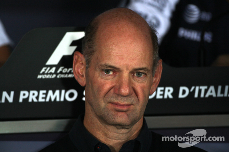 Friday press conference: Adrian Newey, Red Bull Racing, Technical Operations Director