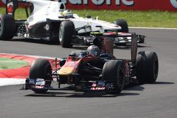 Хайме Альгерсуарі, Toro Rosso Ferrari