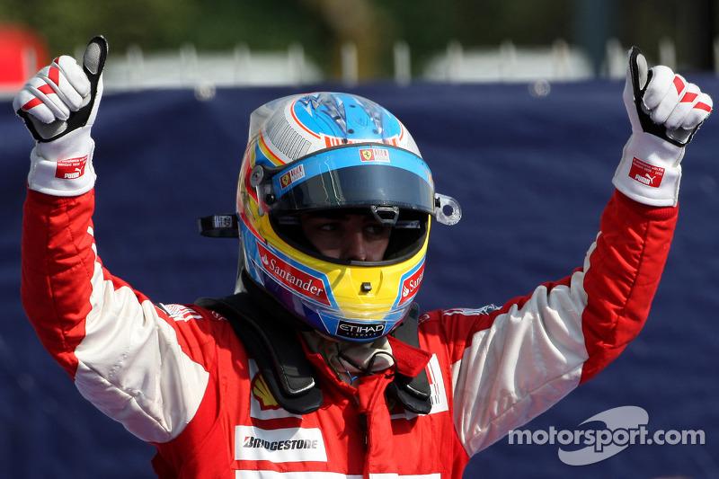 2010: Fernando Alonso, Ferrari