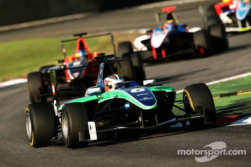 Daniel Morad rijdt voor Adrian Quaife-Hobbs