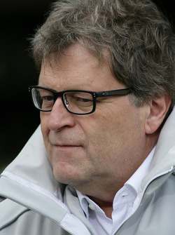 Norbert Haug, Sporting Director Mercedes-Benz