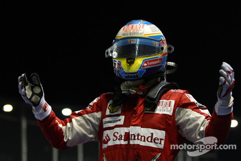 2010 - Фернандо Алонсо, Ferrari