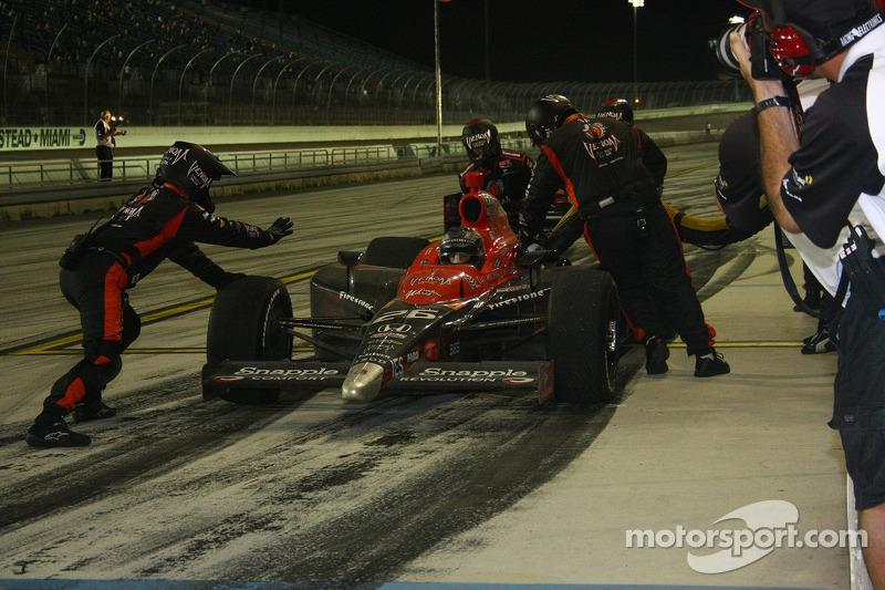 Pitstop Marco Andretti, Andretti Autosport