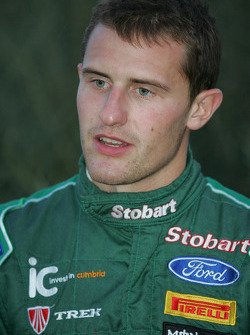 Matthew Wilson, Ford Focus RS WRC 08, Stobart VK M-Sport Ford Rally Team