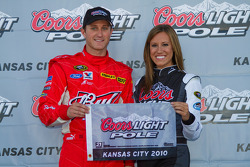Pole winner Kasey Kahne, Richard Petty Motorsports Ford
