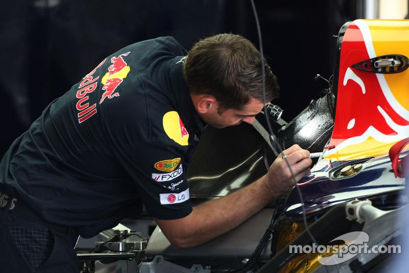 Red Bull Racing teamlid