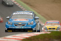 Alex MacDowall rijdt voor Mat Jackson