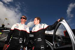 #22 Toll Holden Racing Team: Will Davison, David Reynolds