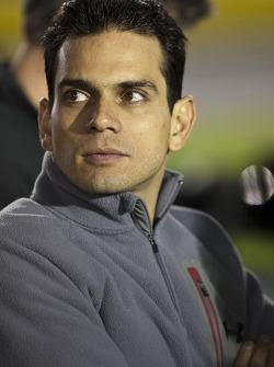 German Quiroga, pilote des Mexican Corona Series