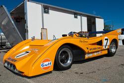 #7 7ASR '71 McLaren M8F: Scott Hughes