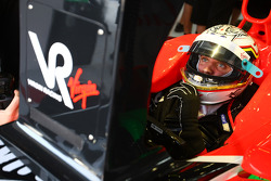 Jerome d'Ambrosio, Test Driver, Virgin Racing