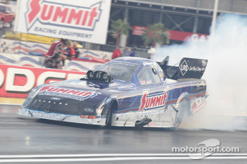 Tim Wilkerson, 2010 Summit Racing Equipment Ford Mustang