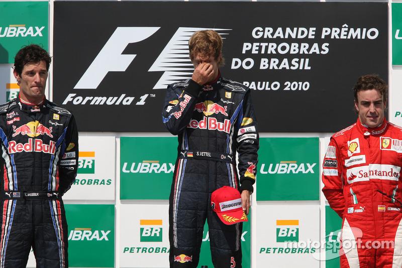 Circuito en el que ha sumado más podios: Interlagos, con 8