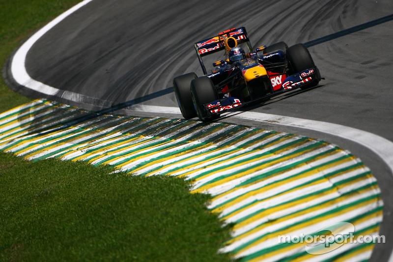 2010 - Sebastian Vettel, Red Bull