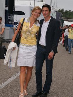 Ski ster Maria Riesch