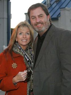 Asphalt Chef event: Mr. and Mrs. Eddie Gossage