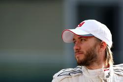 Nick Heidfeld, Sauber F1 Team