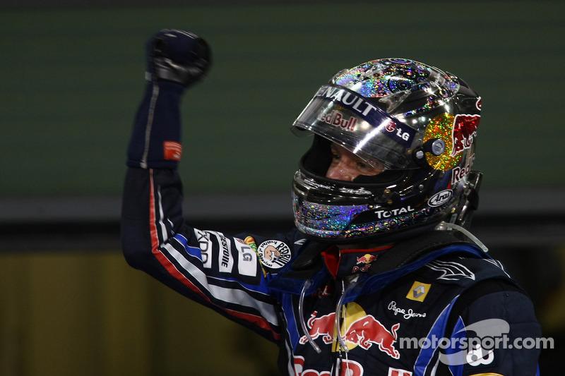 2010 - Sebastian Vettel, Red Bull (Galerie)