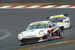 Samedi, course GT300