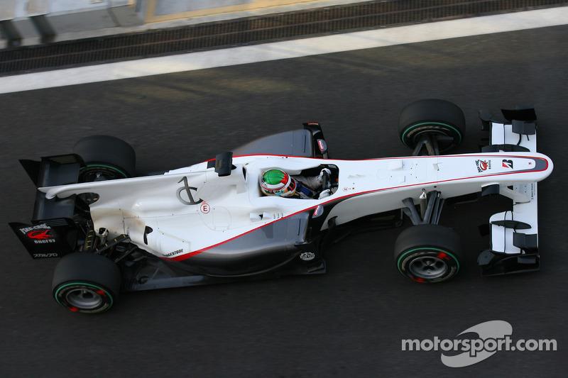Sauber C29 2010 року