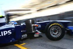 Rubens Barrichello, Equipo Williams F1