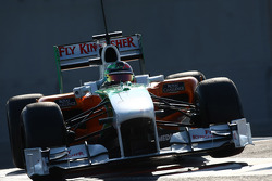 Vitantonio Liuzzi, Force India F1 Team