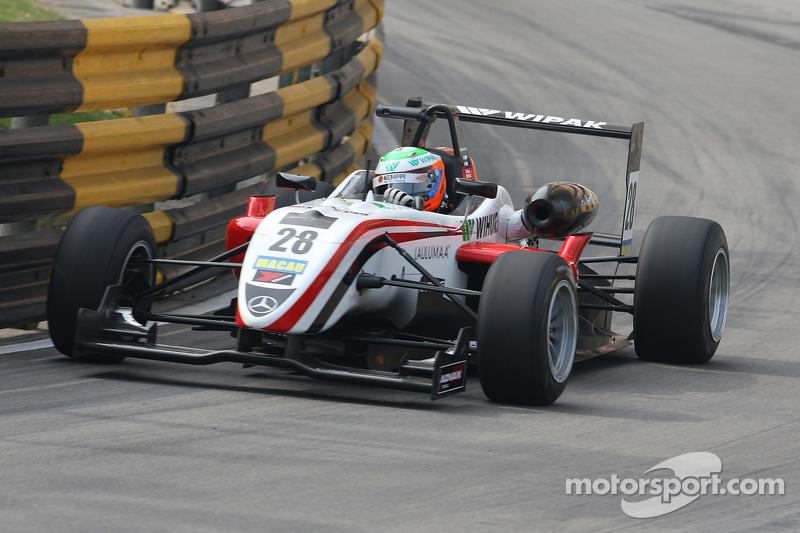2010: третье место на Гран При Макао