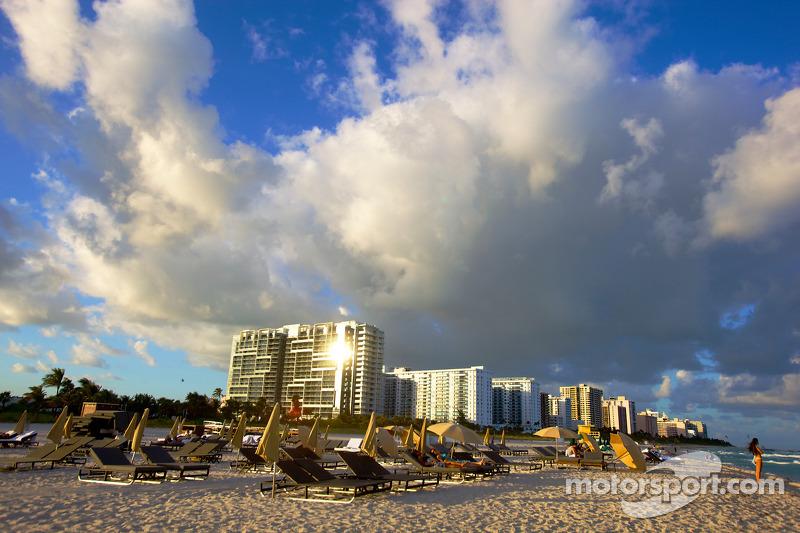 South Beach ambiance