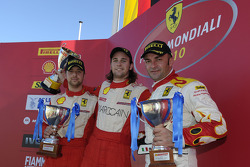 Ferrari Challenge Italia Trofeo Pirelli, race 1