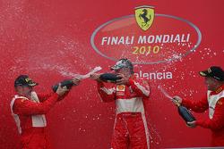 Ferrari Challenge Europe Coppa Shell