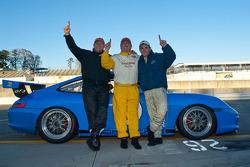 #8 Lucky Dog Racing 2005 Porsche GT3 Cup : Jack Baldwin, Sean Rayhall