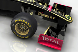 Genii Capital and Group Lotus join forces in Lotus Renault GP