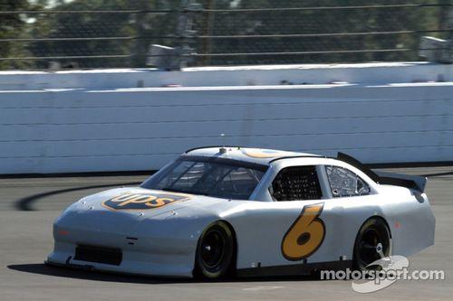 Daytona Goodyear bandentest