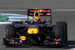 Mark Webber, Red Bull Racing,