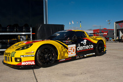 #50 Labar Competition Chevrolet Corvette ZR1
