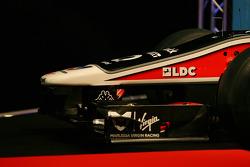 Der neue Marussia Virgin Racing MVR-02