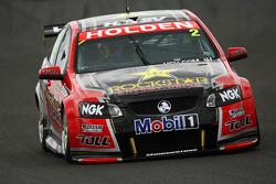 #2 Toll Holden Racing Team: Garth Tander