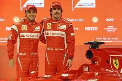 Fernando Alonso und Felipe Massa, Scuderia Ferrari
