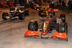 McLaren and Williams