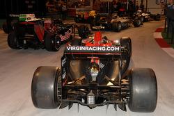 Virgin Racing chase the Formula 1 Grid