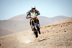#10 KTM: Juan Pedrero Garcia