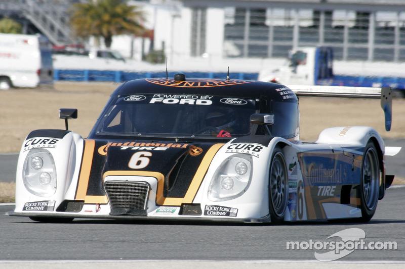 #6 Michael Shank Racing with Curb Agajanian Ford-Dallara: A.J. Allmendinger, Michael McDowell, Justin Wilson