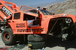 #303 Hummer H3 of Robby Gordon
