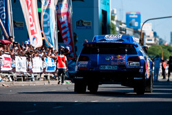 #300 Volkswagen: Carlos Sainz and Lucas Cruz Senra