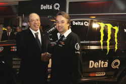 Présentation Delta Q BMW X-Raid : Ricardo Leal dos Santos