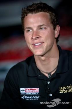 Trevor Bayne, Wood Brothers Racing