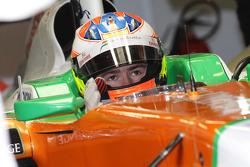 Paul di Resta, Test Driver, Force India F1 Team