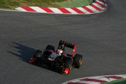 Vitaly Petrov, Lotus Renault Team